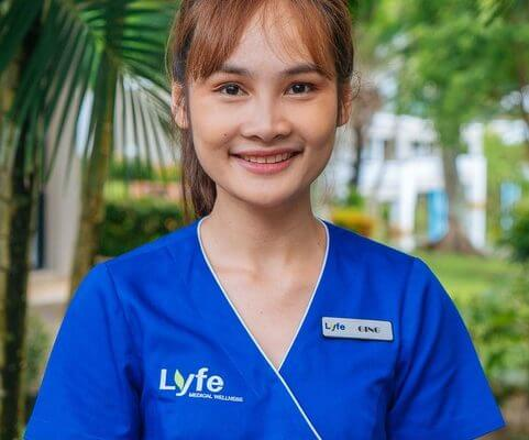 Preeyanuch Kotchompoo  (Registered Nurse)