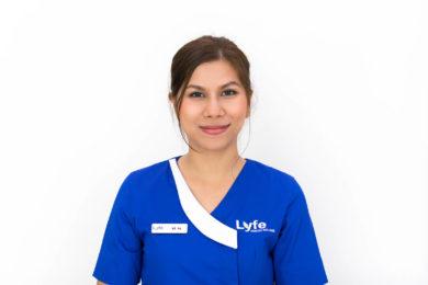 Samawadee Chokethinsakul (Medical Management Manager)