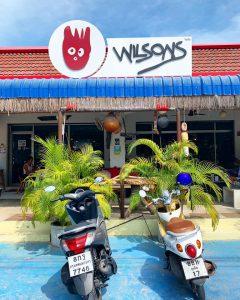 wilson cafe phuket