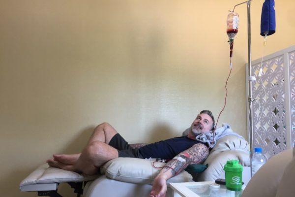 Get Your Bounce Back: Ozone & IV Therapy, Phuket
