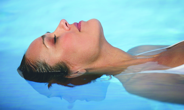 Float therapy Lyfe Medical Wellness