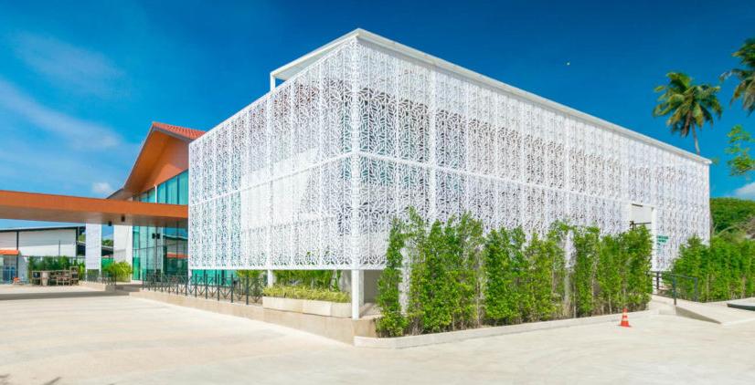 the building Lyfe Medical Wellness
