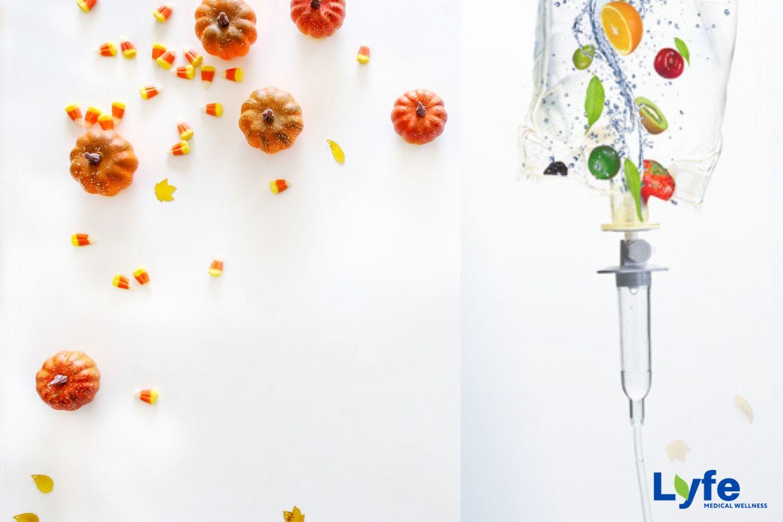 vitamin IV at Lyfe Medical wellness