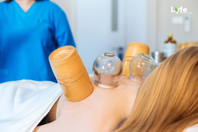 cupping therapy by lyfe medical wellness