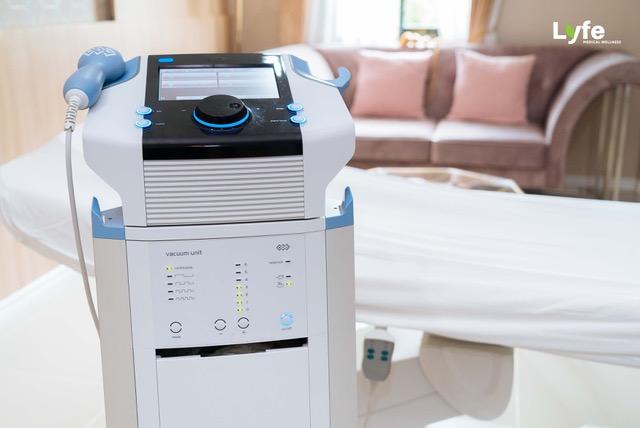 BTL high intensity laser machine