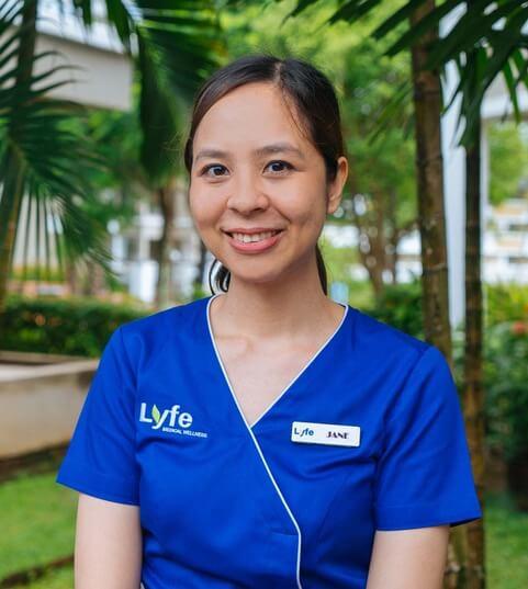 Chadchompoo Choonukit (Registered Nurse)