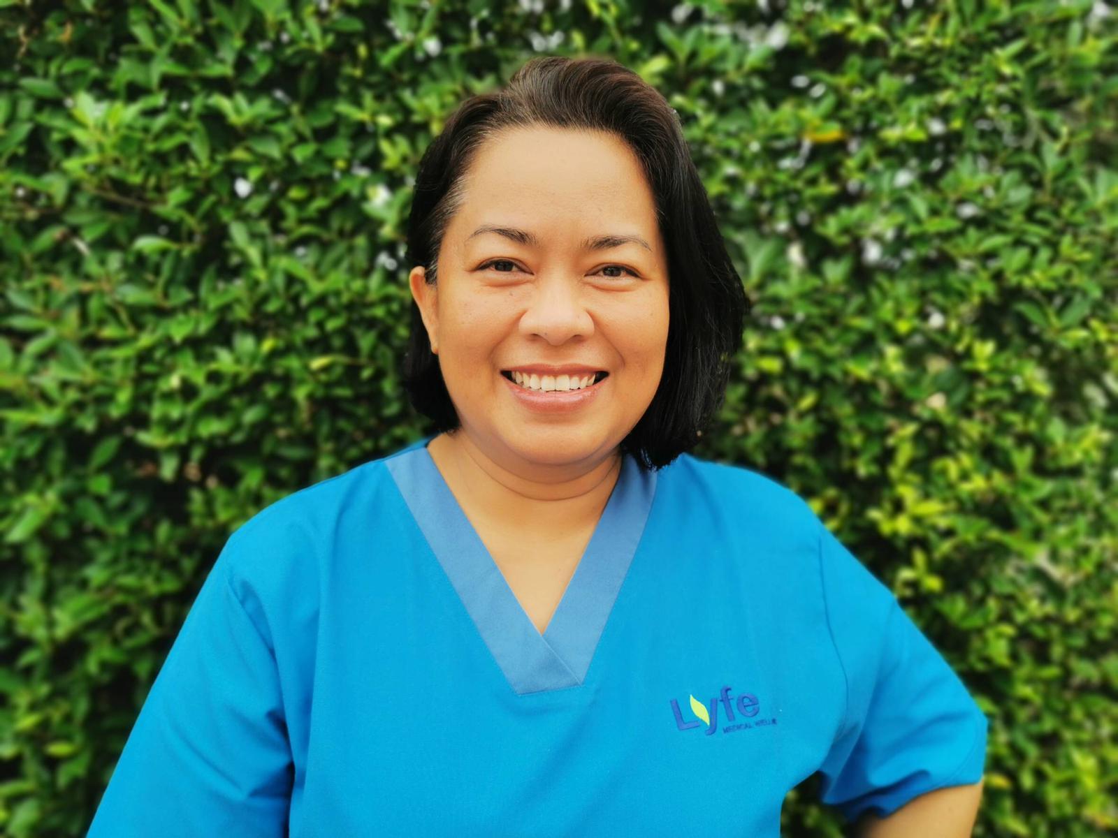 Maam nurse